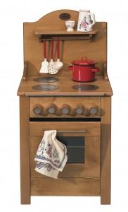 Children's Wooden Cooker