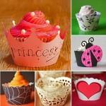 Cupcake Bling