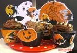 Halloween Cupcakes & Mobiles