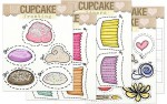 Build your own cupcakes