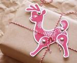 Joyeux Noel – free gift tags