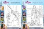 Tangled Colouring Pages