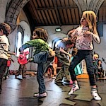 Dance Class for 4-5 yr olds
