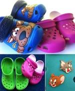 CROCodile feet…nom nom nom
