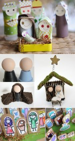 Make your own nativity set