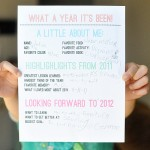 in the new year I want to be…..