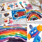 puffy painting – tried it?