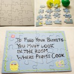 Easter Egg Puzzle Hunt