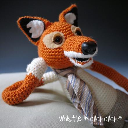 Mollymoocrafts Fantastic Mr Fox On Etsy Mollymoocrafts