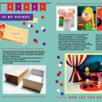 Circus In My Pocket – matchbox template