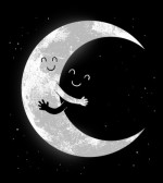 I need a 'Moon Hug'