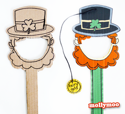 mollymoocrafts 77 st patrick s day crafts ideas to inspire you