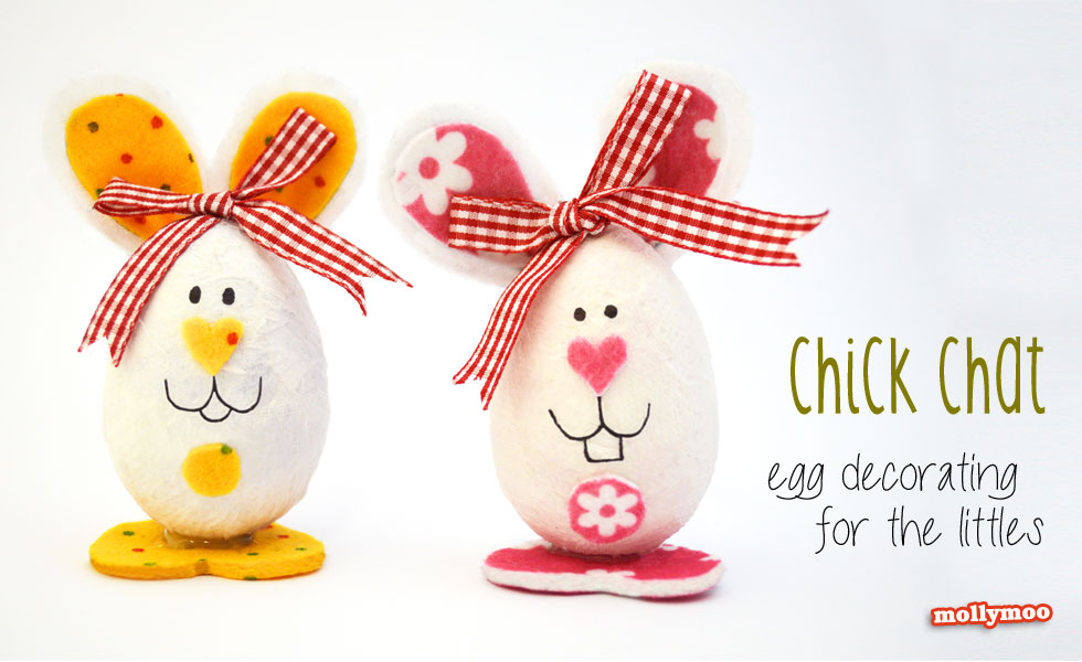 MollyMooCrafts Easter Crafts - quick and cute Easter Egg ...