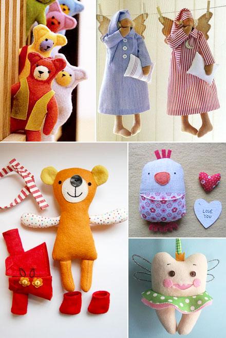 Mollymoocrafts Handmade Soft Toys