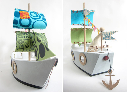 cardboard pirate ship template - mollymoocrafts mollymoo craft printables papier mache hen