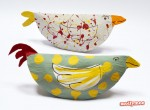 paper plate crafts… chickens