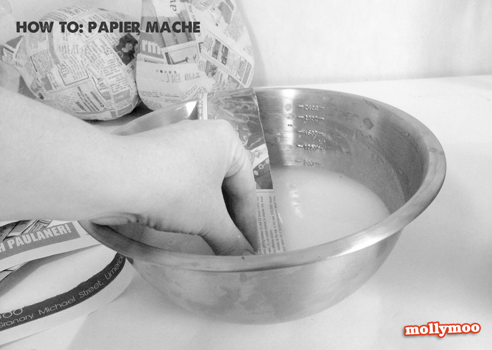 how-to-papier--mache