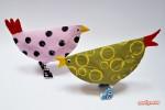 Leggy Birds