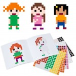 Everyday Fun: Pixel Dolls