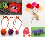 For the love of Pom Pom Crafts