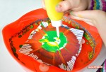 Swirl n' Spin Art Fun