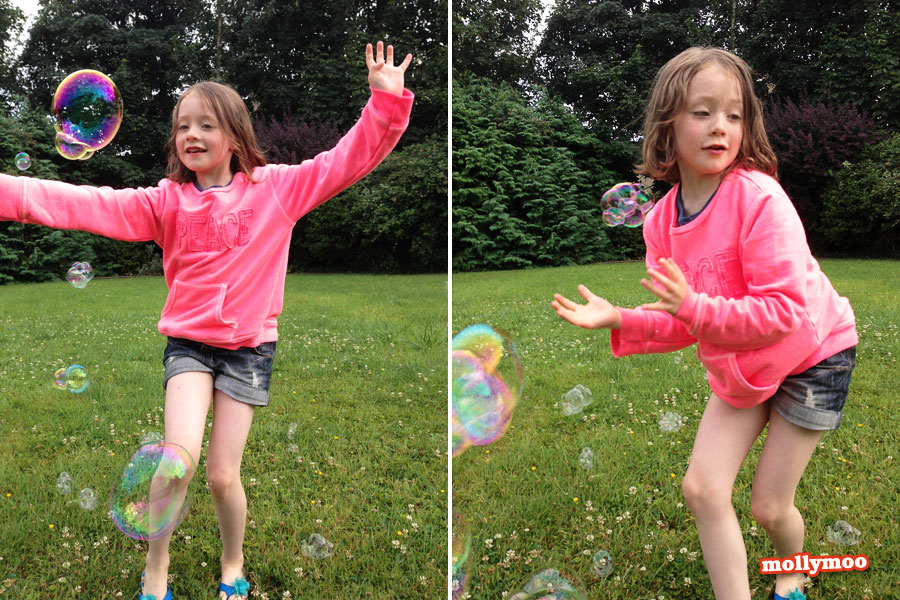 catching-bubbles