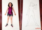Art for Kids – Life-Size Portraits