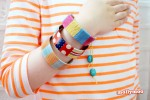 Quick Craft: Craft Stick Bracelets
