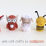 Wine Cork Crafts: Pocket Pals