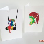 DIY Cards – Simple Silhouettes