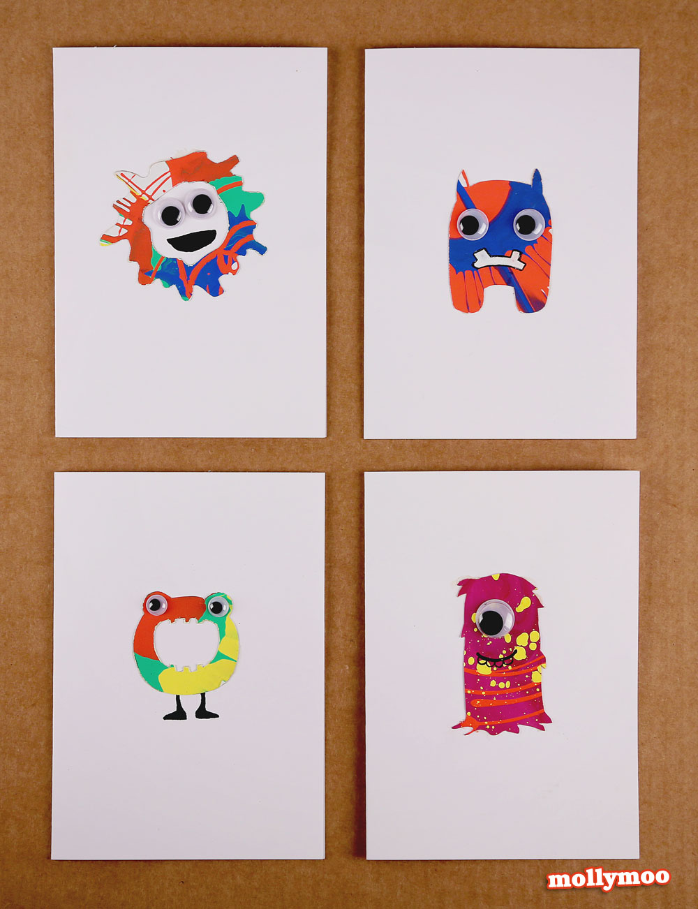 diy-monster-cards-set