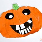 20min Halloween Art Projects