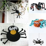 Spider Crafts from the archives