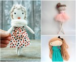 my favourite handmade softies and dolls