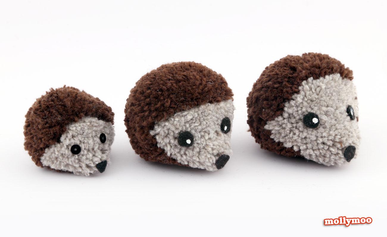 How To Make A Hedgehog