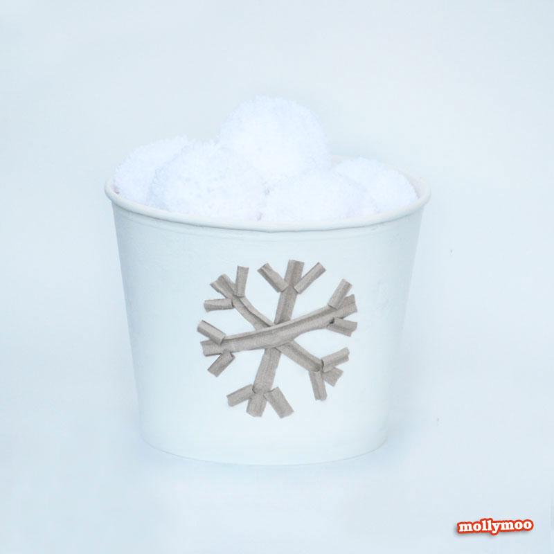 pom pom snowballs