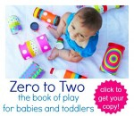 Zero to Two: new ebook for babies & toddlers