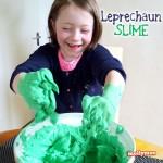 St Patrick's Day Games – Leprechaun Slime