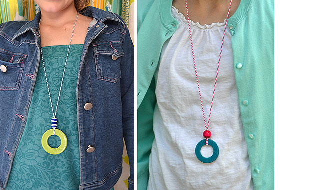 Top Pins This Week Washer Necklaces
