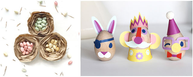14 of my favourite Easter pins this week Michelle McInerney of MollyMooCrafts.com