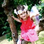 Fairy Crafts: Make A Felt Daisy Chain Crown