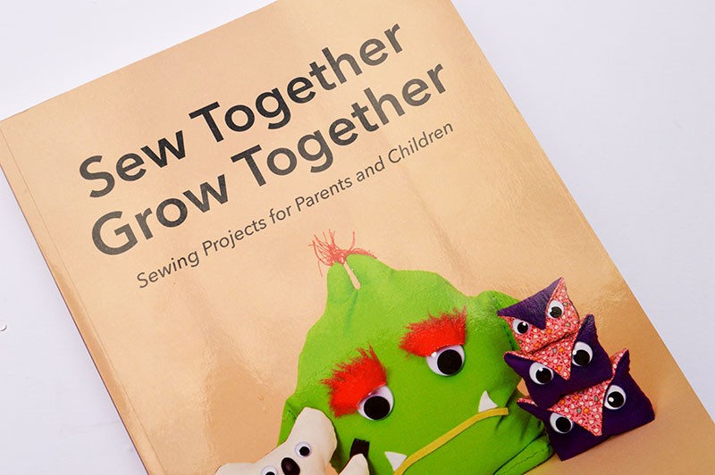 Sew Together Grow Together book review