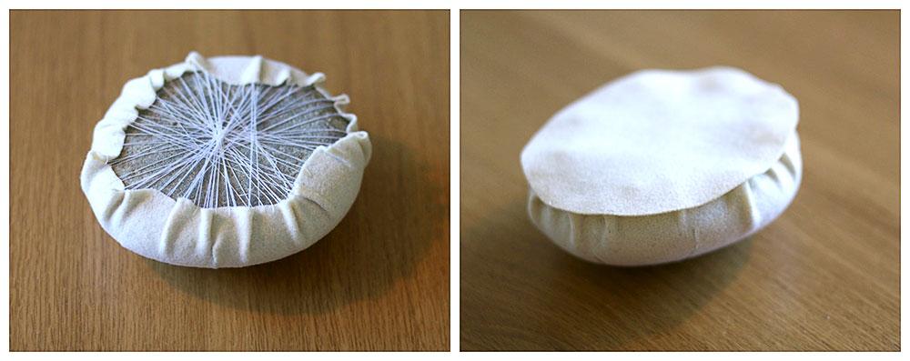 stone weaving craft tutorial