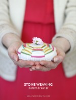 Stone Weaving – Nature Crafting Together With Kids