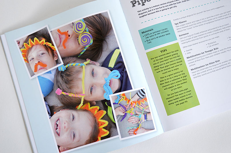 101 Kids Activities Book Review