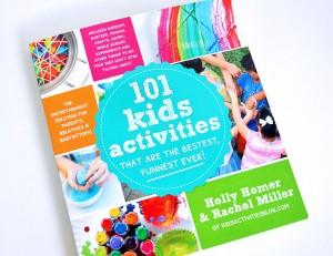 101 Kids Activities Book Review