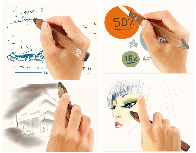 cool design pick: fiftythree pencil