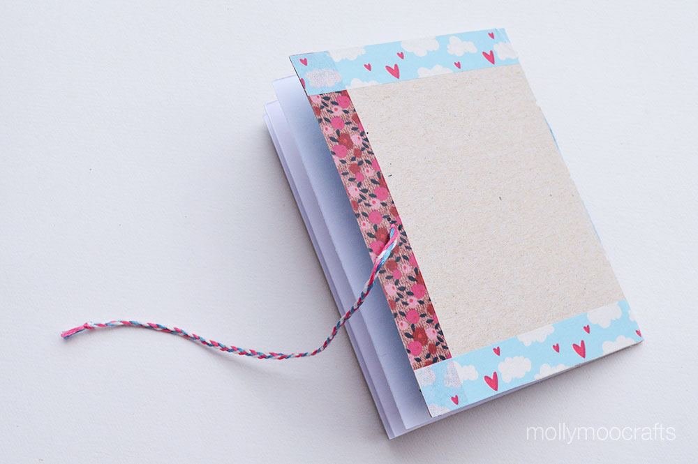 Cereal Box Notebooks For Kids