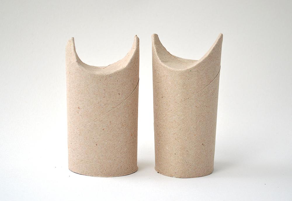 toilet roll bat halloween craft for kids