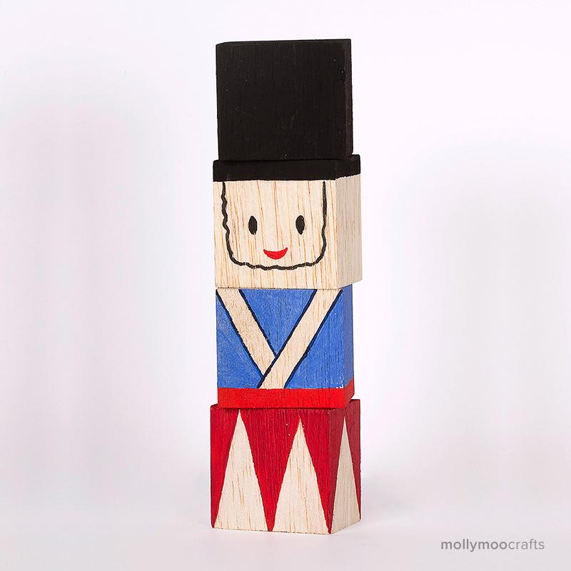 Handmade Stacking Blocks
